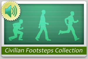 Civilian Footsteps