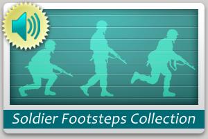 Soldier Footsteps