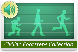 Civilian Footsteps