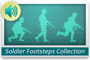 Soldier Footsteps