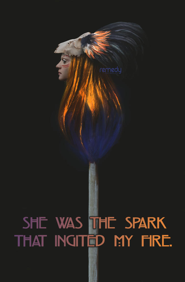 The Spark by remydarling