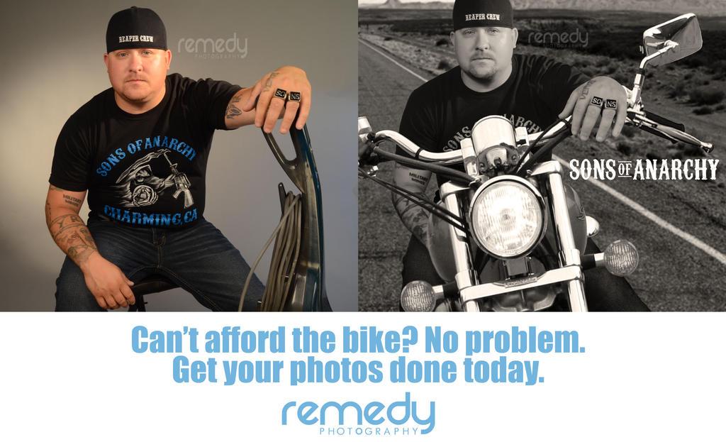 No Bike? No Problem! - Ad by remydarling