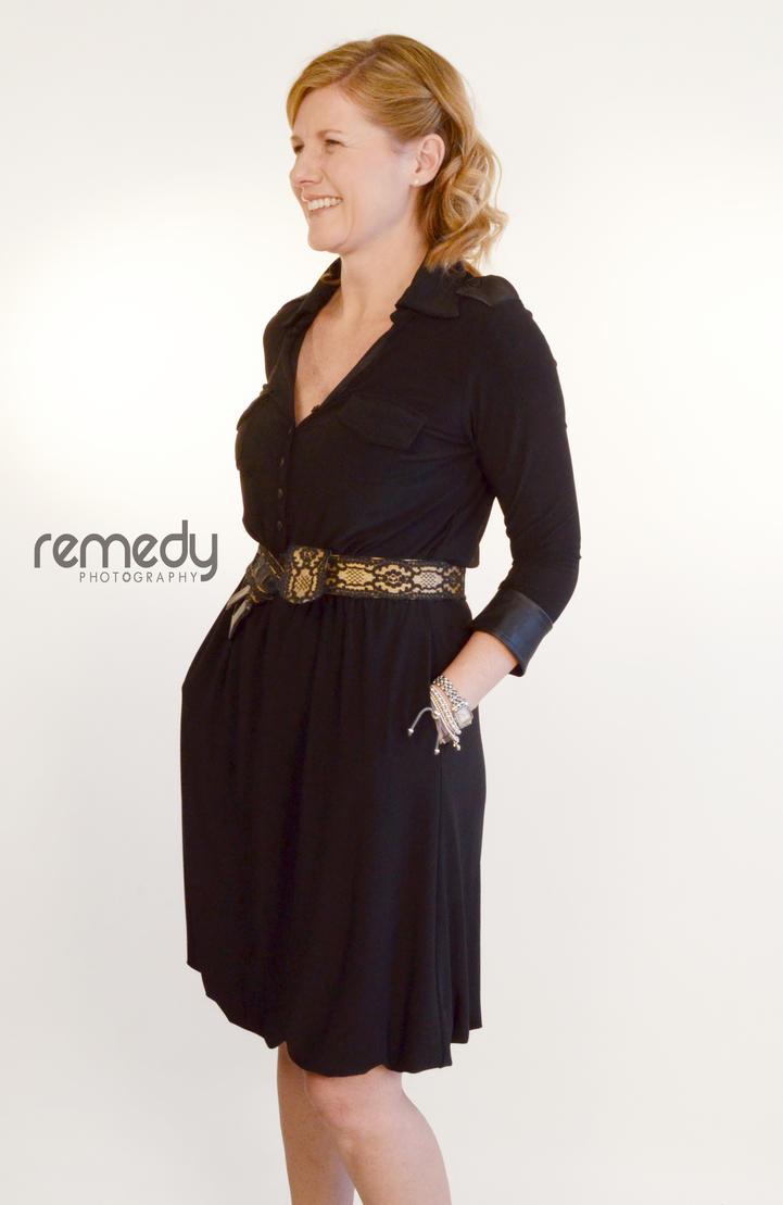 Dotty Dress Studio by remydarling