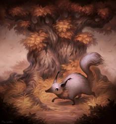 Critter by MoaWallin