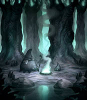 Fireside Tales of the Onion Tribe by MoaWallin