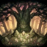 Sync24 - Album art by MoaWallin
