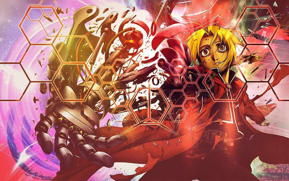 Wallpaper - Fullmetal Alchemist by AccelGintoki on DeviantArt