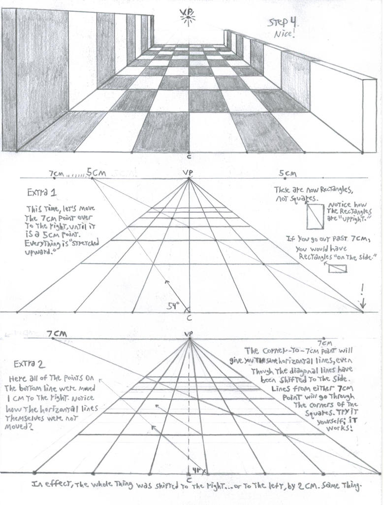 Perspective Tutorial 1vp 5 By Griswaldterrastone On