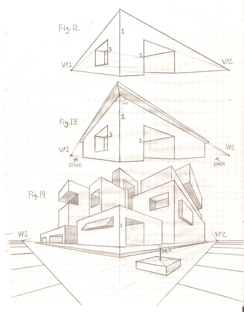 Perspective Tutorial 2VP 4 By GriswaldTerrastone