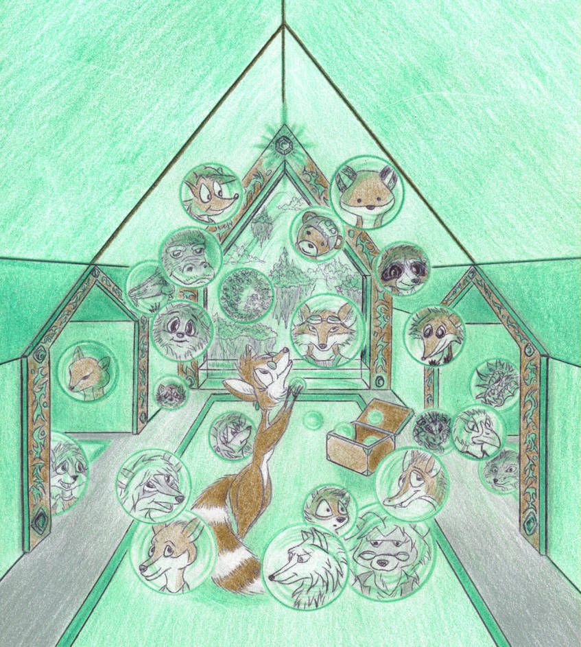 Dedications: Hall of Emerald