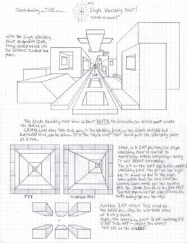 Perspective Tutorial 1VP 2: Introduction to 1VP