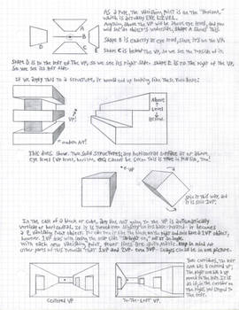 Perspective Tutorial 1VP 3: Introduction to 1VP 2