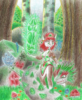 Tara the Earth Sorceress