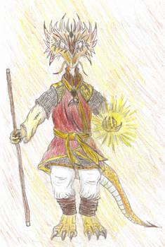 Tyr-Shardan, Dragonborn
