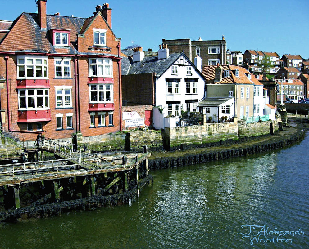 Dockside by MrWootton