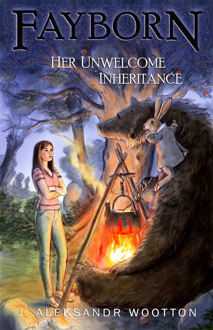 Her Unwelcome Inheritance (2nd edition cover)