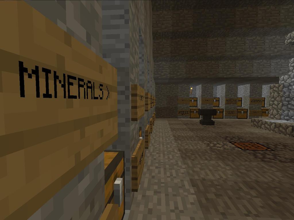 Storage Library 1 by MrWootton