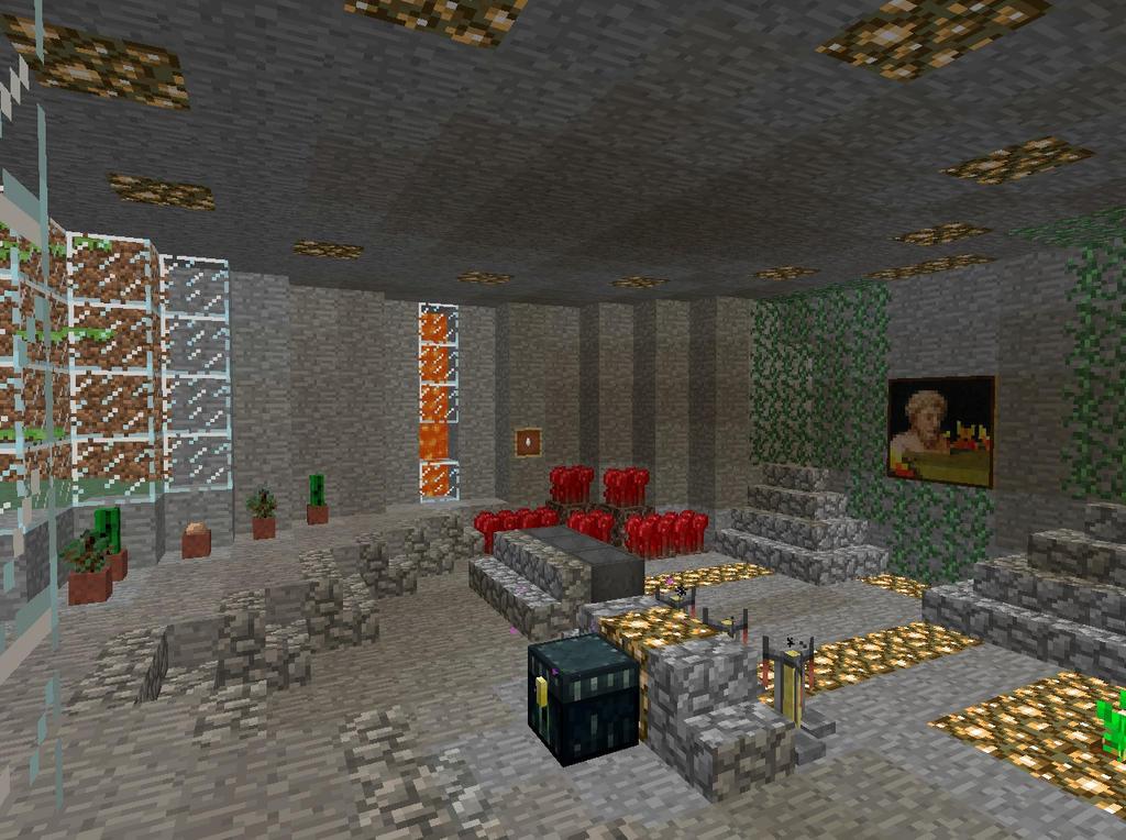 Potions Laboratory 2 by MrWootton