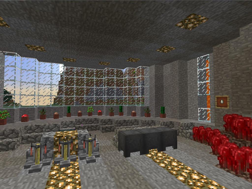 Potions Laboratory 1 by MrWootton