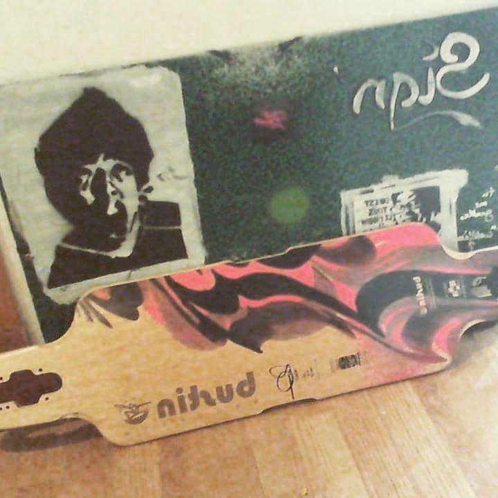 Voidead's board. by Talimlove-Arts