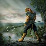 12 Zodiac Animals - Tiger