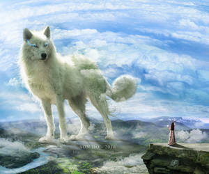 Wolf by Son-Do