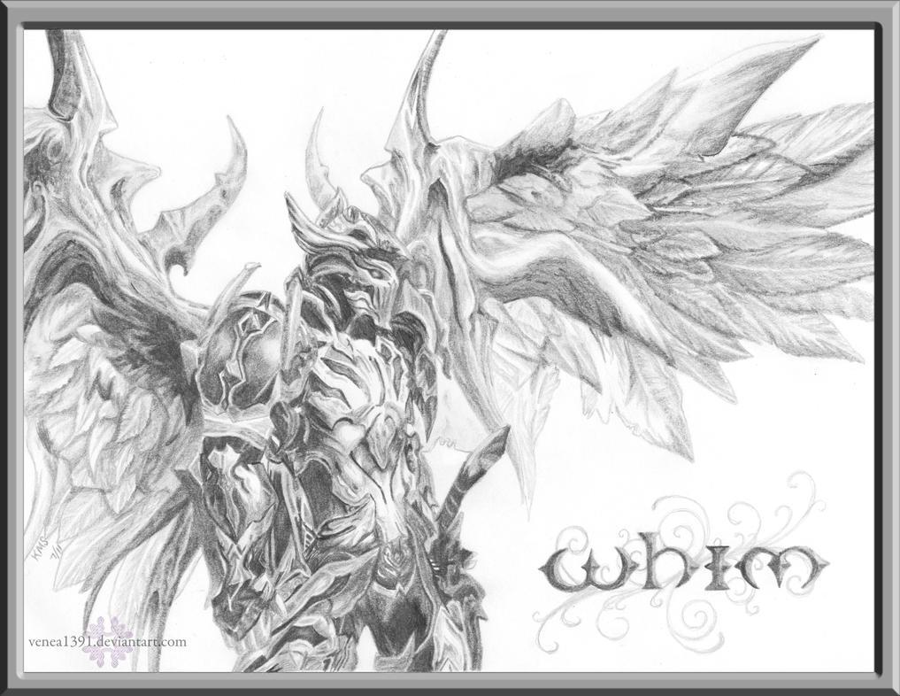 Whim - Aion by venea1391