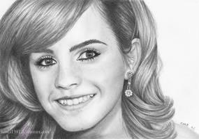 Emma Watson by venea1391