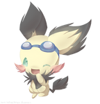 .: GIFT :. Sparks the Pichu