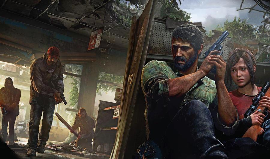 The Last Of Us by Vegetassj51