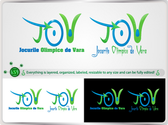 JOV - Jocurile Olimpice de Vara by SapioIT