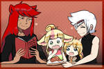 First family lunch by CalimonGraal