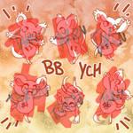 [BagBeans] Chibi YBH! $5/5GC 2/6 CLOSED!