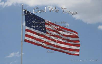 In God We Trust by CanenArt