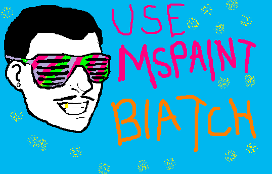 MSPAINT OR GTFO by victorianbitch