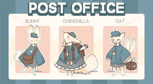 [CLOSED] forest's postoffice