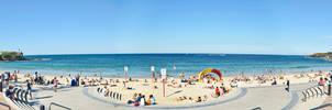 Coogee Beach Panorama 1