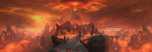 Doom Eternal - Nekravol Panorama