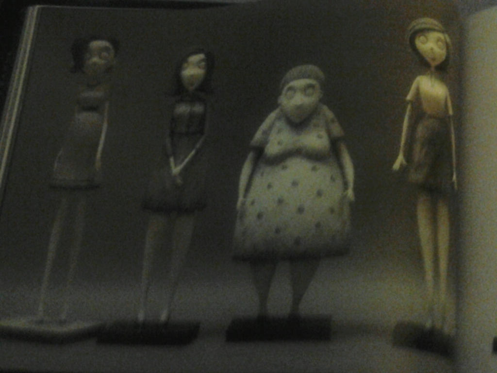 Frankenweenie Visual Companion by lillypop1600