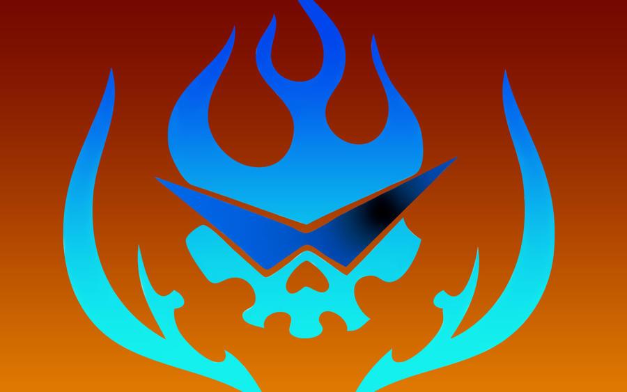 Gurren Lagann Logo by DarkSummonerYuna on DeviantArt