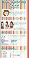 Visual Novel Sprites Tutorial by BlueStorm-Studio