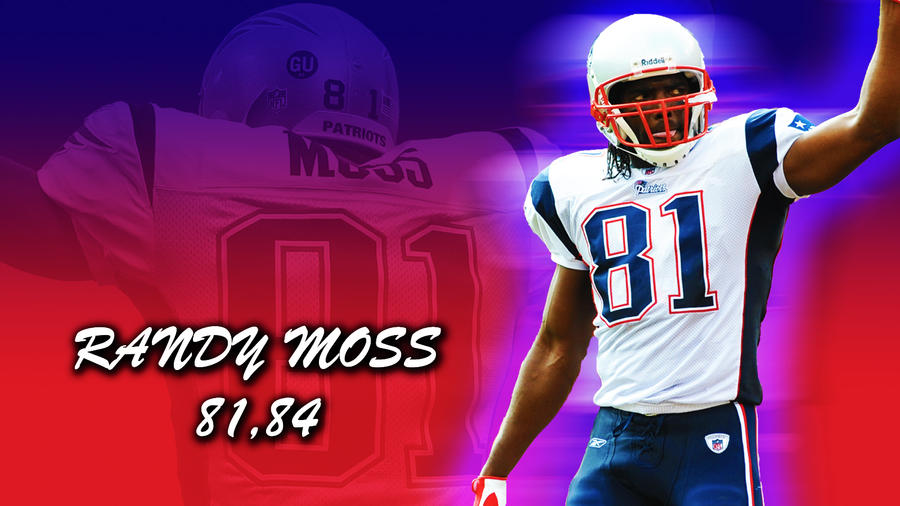 Randy Moss by jason284