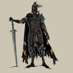 Apollyon, Commander of the Blackstone Legion