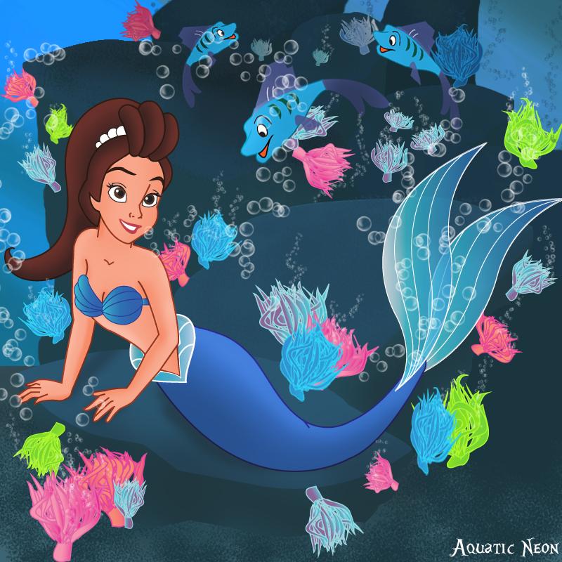 Ariels sisters aquata