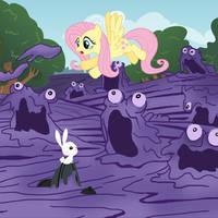 Smooze attack on Equestria! by AquaticNeon