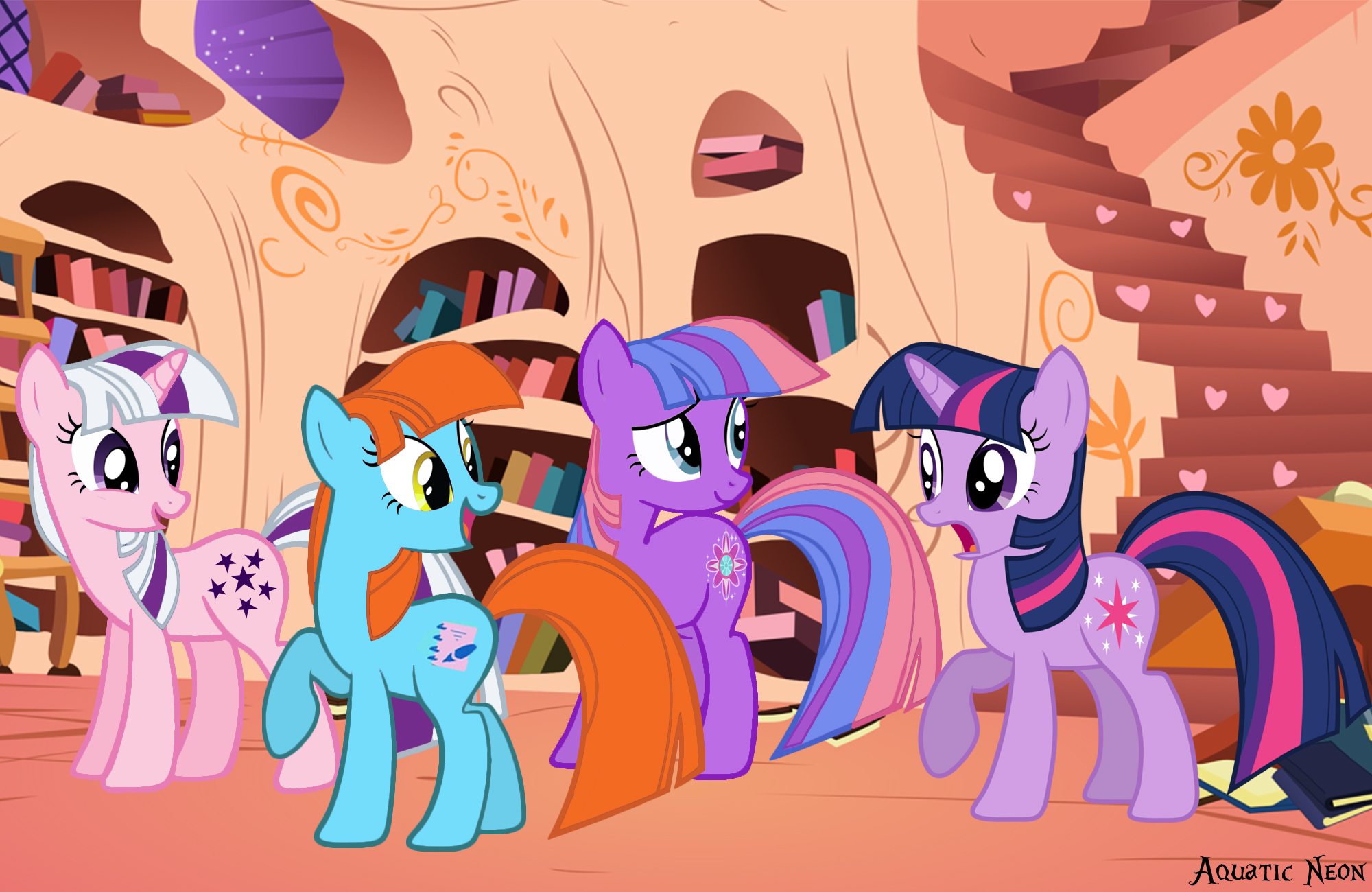 Twilight Sparkle Generations by AquaticNeon