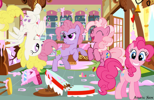 Pinkie Pie Generations by AquaticNeon