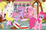 Pinkie Pie Generations