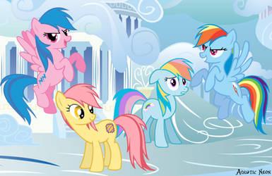 Rainbow Dash Generations by AquaticNeon