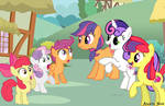Cutie Mark Crusaders Generations
